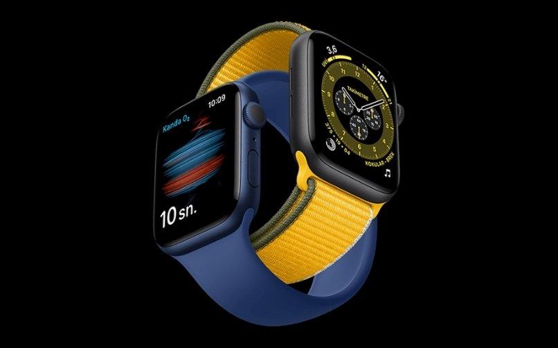 Çığır Açan Apple Watch Series 6