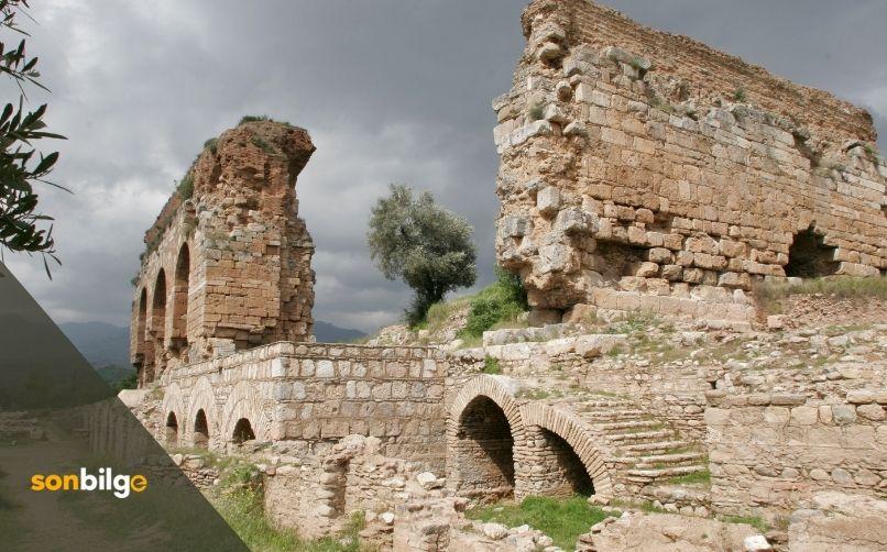 Mutlaka görülmesi gereken antik kentler