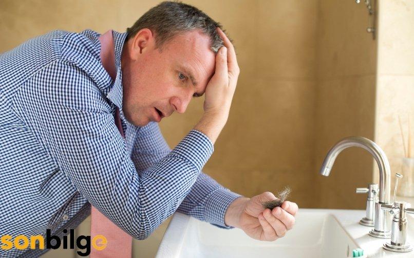 Erkek Tipi Saç Dökülmesi Devam Eder mi?