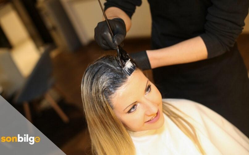 Kimyasal İşlem Görmüş Saçlar