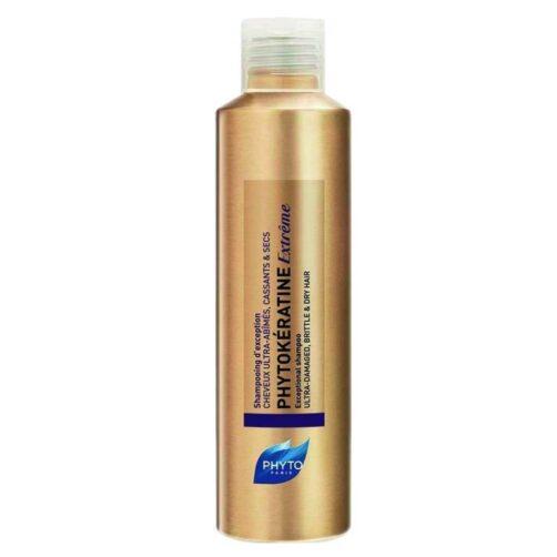 Phyto Phytokeratine Extreme Shampoo - Yıpranmış Saçlar İçin Şampuan