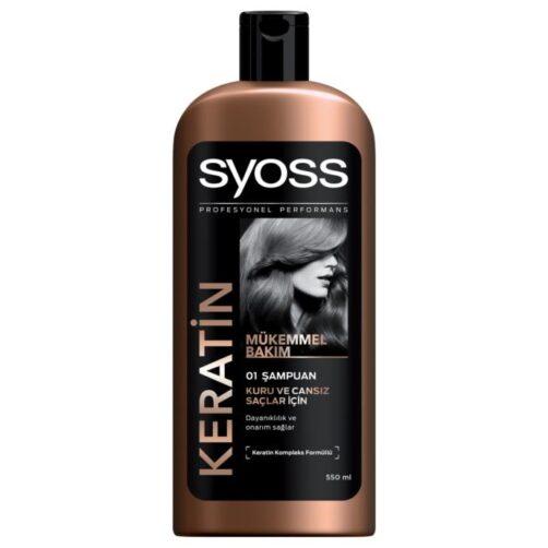 Syoss Keratin Şampuan