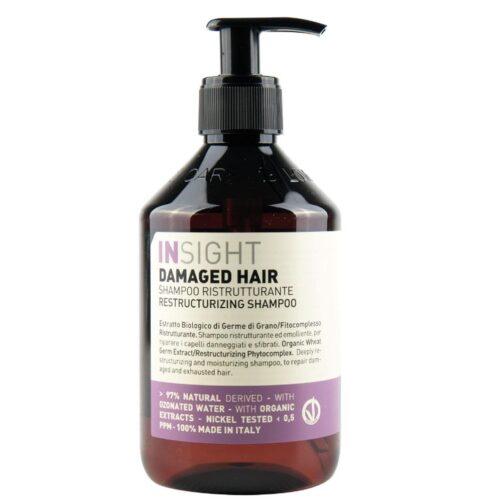 Insight Yıpranmış Saçlar İçin Onarıcı Şampuan