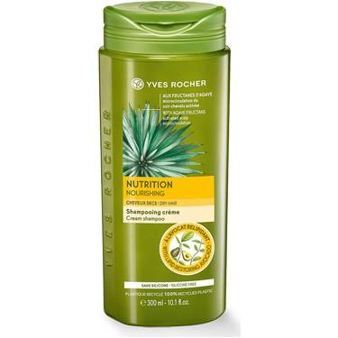 Yves Rocher Kuru Saçlar İçin Besleyici Şampuan