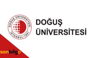 5- İstanbul Doğuş Üniversitesi