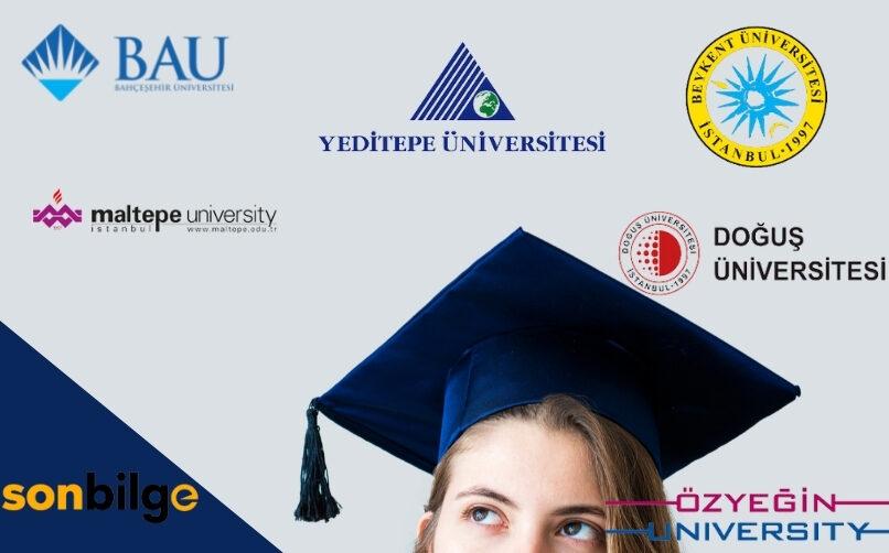 İstanbul Özel Üniversite Fiyatları