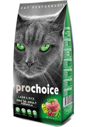 Prochoice Kuzu Etki Yetişkin Kedi Maması