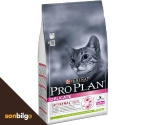 Pro Plan Delicate Kuzu Etli Kedi Maması