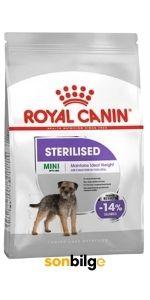 Royal Canin Mini Sterilised Kısırlaştırılmış Yetişkin Köpek Maması