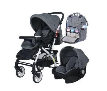 4 Baby Ab-322 Travel Sistem Bebek Arabası