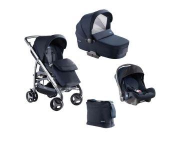 Inglesina Zippy Pro Travel Sistem Bebek Arabası 4'lü Set