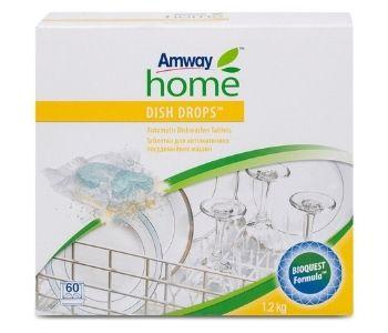 Amway Dish Drops Bulaşık Makinesi için Tablet Deterjan