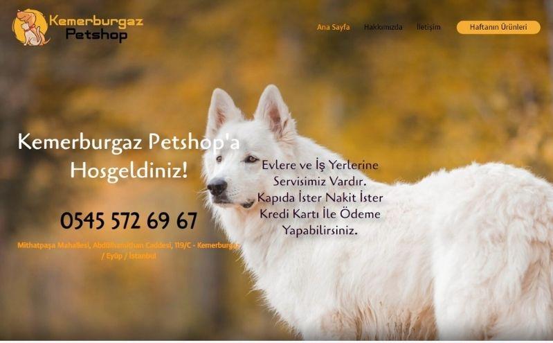Kemerburgaz Petshop