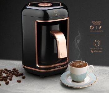 King K605 Kısmet Kahve Makinesi
