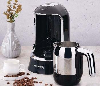 Korkmaz A860-07 Kahvekolik Otomatik Kahve Makinesi