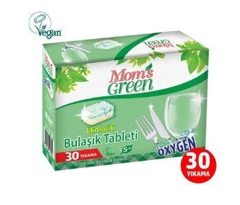 Mom's Green Ekolojik Oksijenli Bulaşık Makinesi Tableti